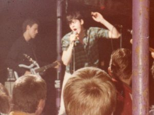 Butthole Surfers, early 1980s, second image.