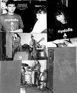 Mydolls scrapbook 3.