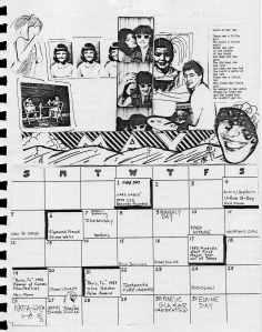 Mydolls Calendar, May