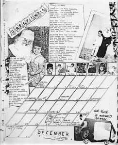 Mydolls Calendar, December