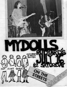 At Rudyards, Flyer Mock-Up