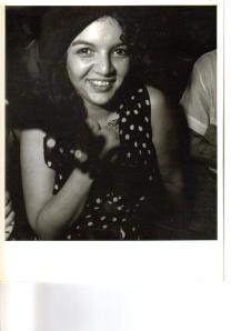 Trish, at The Island, 1978.