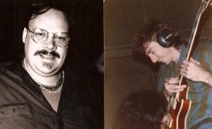 Tony Mercer of Beatless and Dan Workman of Culturcide