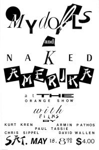 At the Orange Show