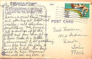Postcard from San Francisco