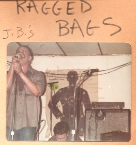 Ragged Bags at J.B.'s in Kent, Ohio